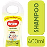 Huggies Shampoo Infantil Chá de Camomila, 400ml