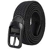 Drizzte Plus Size Mens Belt 55'' Casual Elastic