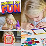 Arts and Craft Supplies for Kids – 1500+pcs in