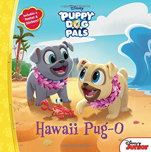 Pug Pals - Puppy Dog Pals Hawaii Pug-O
