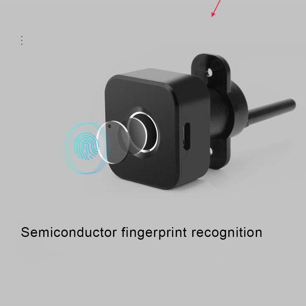 sPuPart Fingerprint Lock Cabinet Lock Drawer Fingerprint Lock for home and office