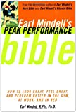 Peak Performance Bible, Earl Mindell, 0743204379