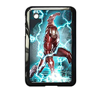 Generic Cute Back Phone Case For Girls Printing Iron Man For Samsung Galaxy Tab P3100 Choose Design 6