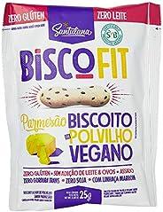 Biscofit, Biscoito de Polvilho Vegano, Parmesão Santulana 25g