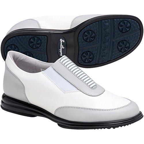 Sandbaggers Ladies Allison Golf Shoes Grey Medium 9
