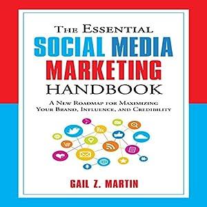 The Essential Social Media Marketing Handbook Audiobook
