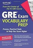 Kaplan GRE Exam Vocabulary Prep, Kaplan, 1419550020