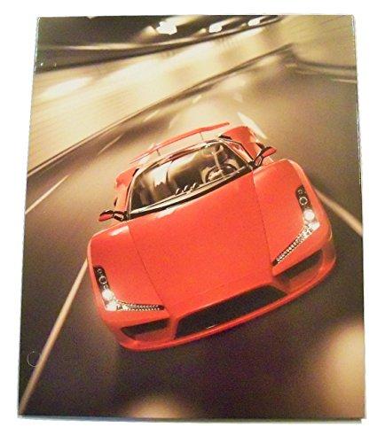 staples-two-pocket-paper-folder-ferrari-g2-sports-car-red