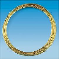 KnorrPrandell 6463061 Wire Diameter 0.6 MM Length 10 M Round Brass
