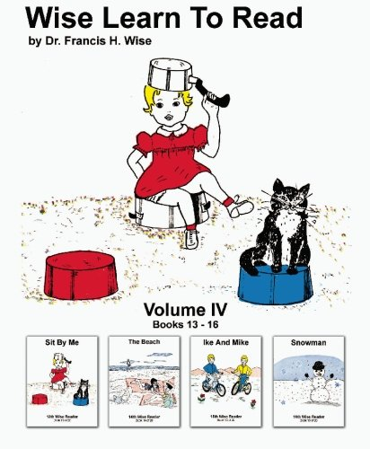 Download Wise Learn to Read (Volume 4): Books 13-16 pdf