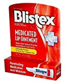Blistex Medicated Lip Ointment, 0.21 oz (Pack of 3)