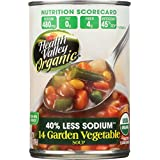 Health Valley Organic Soup, 14 Garden Vegetable, 15 Ounce (Pack of 12)