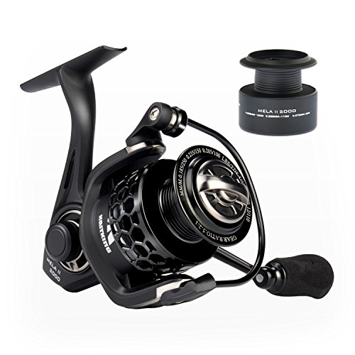 KastKing Mela II Spinning Reel, Light, Smooth...
