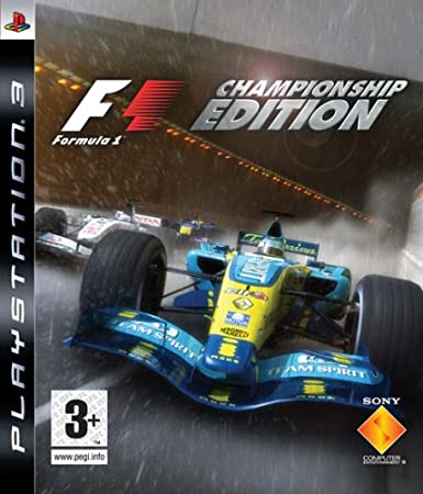 Formula One Championship Edition: Amazon.es: Videojuegos