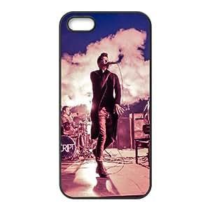 The ScriPt 011 funda iPhone 4 4S Negro de la cubierta del teléfono celular de la cubierta del caso funda EVAXLKNBC13373