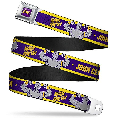 John Cena Belts - 4
