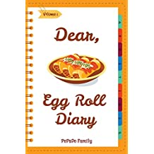 Dear, Egg Roll Diary [Volume 1]