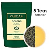 Himalayan Flowery Oolong Tea Leaves, Exclusive Oolong Tea Loose Leaf - Hand-Picked Oolong Tea for Weight Loss, A Perfect Everyday Loose Leaf Oolong Tea, 3.53oz (50 Cups)