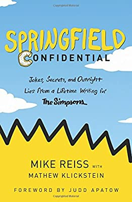 Image result for mike reiss springfield confidential