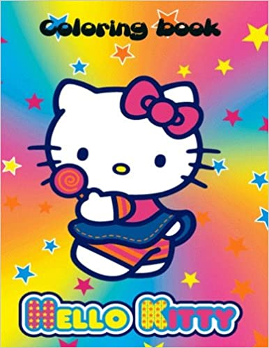 hello kitty coloring book hello kitty coloring book an a4 70 page coloring book for kids to enjoy s j carney k w design 9781532820243 amazoncom - Hello Kitty Coloring Books