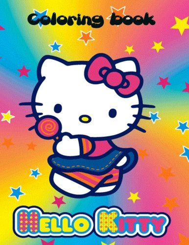 coloring book hello kitty - 9
