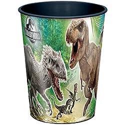 Jurassic World Plastic Cups 12ct 16oz
