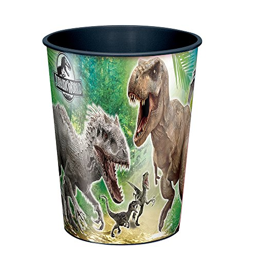 Jurassic World Plastic Cups 12ct 16oz