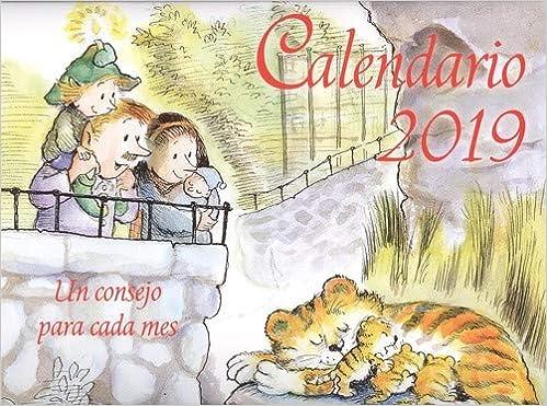 Calendario Tiger 2019.Calendario De Pared 2019 Un Consejo Para Cada Mes Equipo