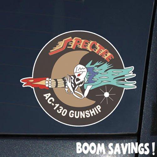 US Army Vietnam AC-130 Spectre Gunship SSI 6