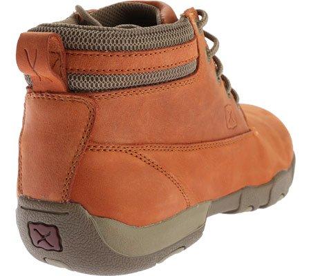 Mens Sunburn Lace Up Mocs W Shoes Twisted Leather X MDM0035 Casual 8 q6Xtv