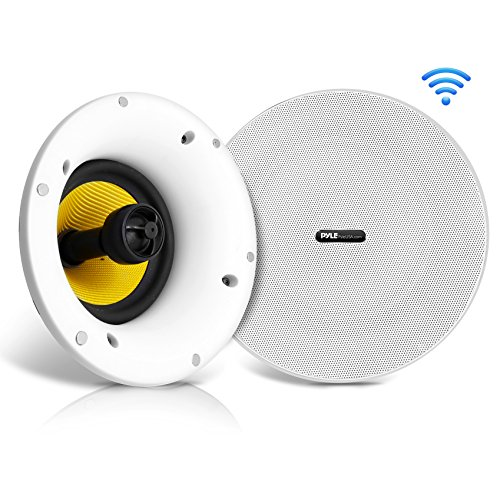 WiFi Bluetooth Ceiling Mount Speakers - 6.5