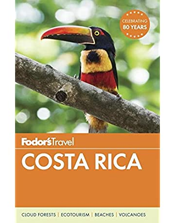 Fodors Costa Rica (Full-color Travel Guide)