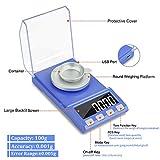 Digital Pocket Milligram Scale 100g x 0.001g