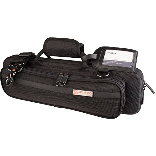 Protec PB308  Flute Slimline PRO PAC Case,  Black for sale  Delivered anywhere in USA