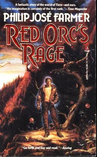 Red Orc's Rage (World of Tiers) (Red Orc)