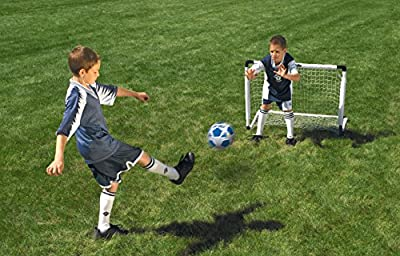 Franklin Sports MLS Two Soccer Goal Set - 54 x 36 Inch