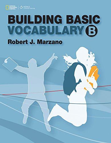 Building Basic Vocabulary B