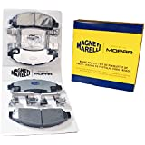 Magneti Marelli by Mopar 1AMV301039 Disc Brake Pad Set