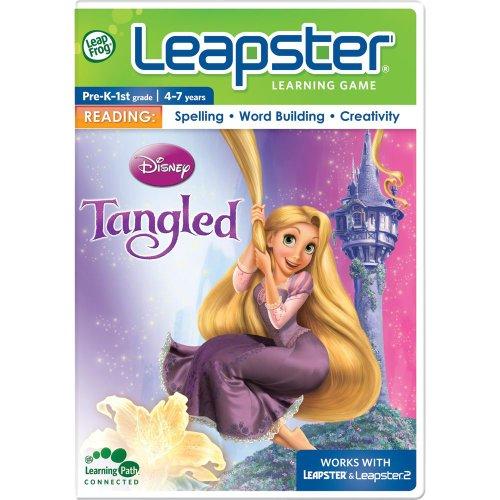 LeapFrog Leapster Learning Game Tangled