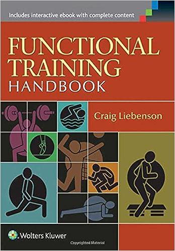 Functional Training Handbook por Craig Liebenson epub