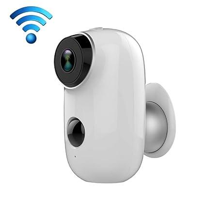 Amazon com : Baby Monitors 100% Wire-Free Battery IP Camera 720P