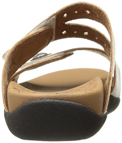 Rockport Ridge Sandal Button Women's Slide White r8w5rqC