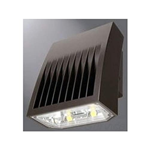 Lumark XTOR9A Crosstour MAXX Wall Mount LED Light, 79W, Full Cutoff Door, 120-277V, 5000K, Carbon Bronze