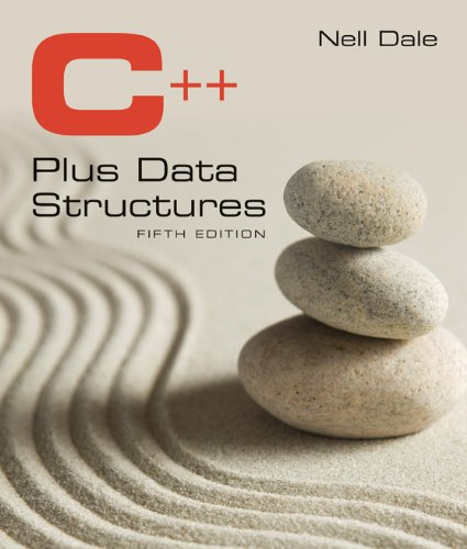 C++ Plus Data Structures by Brand: Jones Bartlett Learning