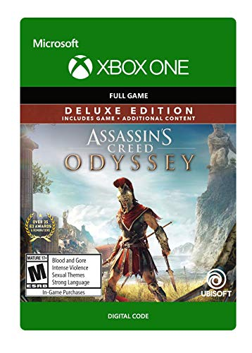 Assassin's Creed Odyssey - Deluxe Edition - Xbox One [Digital Code]