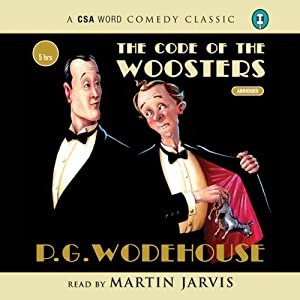 The Code of the Woosters Hörbuch