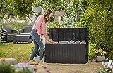 Keter Marvel Plus 71 Gallon Resin Outdoor Storage