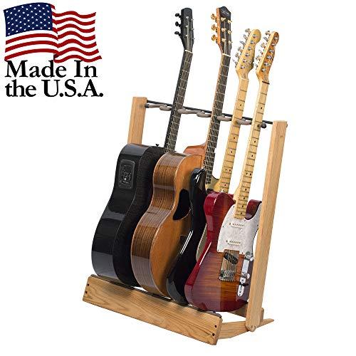 Guitar Stand for 6 Electric or B...
