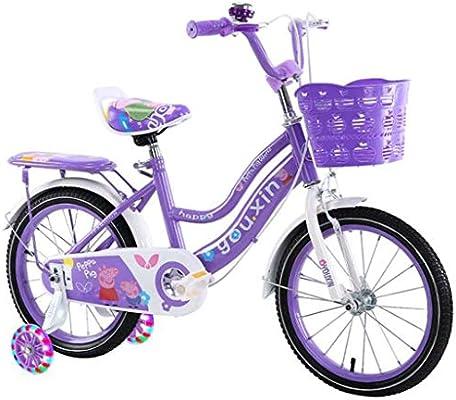 JLASD Bicicleta Bicicleta De Bicicletas Niños Niñas Infantiles For ...