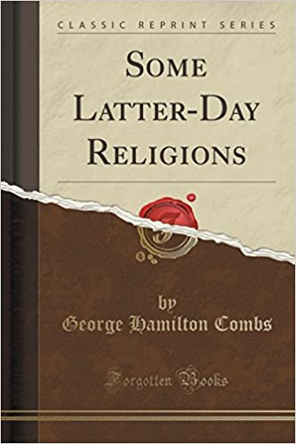 Book Some Latter-Day Religions (Classic Reprint)